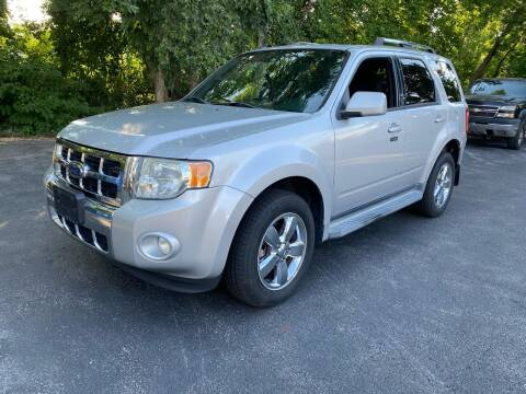 2009 Ford Escape for sale at Broadway Motor Sales and Auto Brokers in North Chelmsford MA