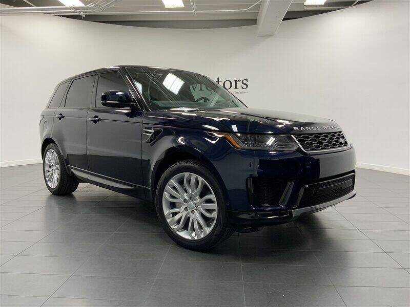2020 Land Rover Range Rover Sport for sale at 101 MOTORS in Tempe AZ