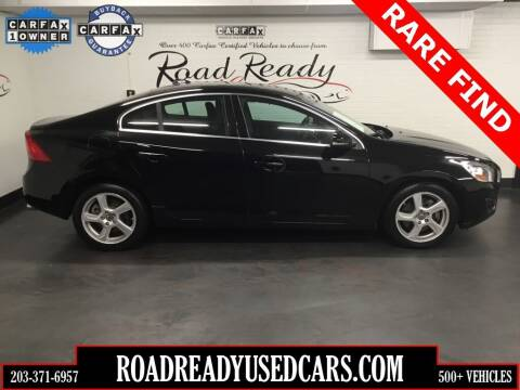 2013 Volvo S60 for sale at Road Ready Used Cars in Ansonia CT