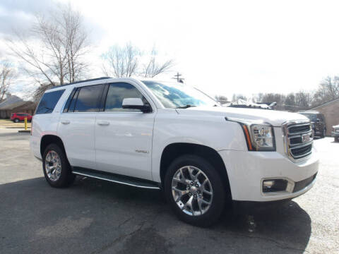 2015 GMC Yukon for sale at TAPP MOTORS INC in Owensboro KY