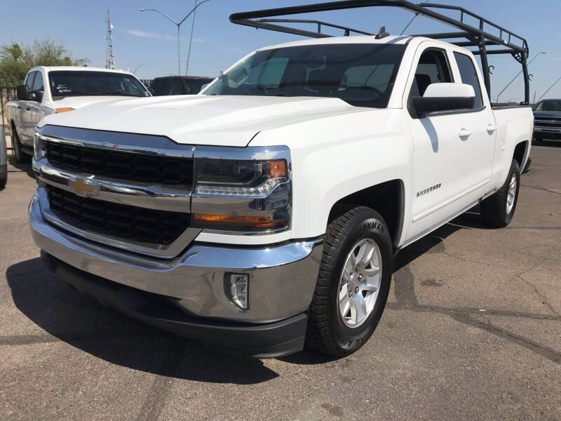 2018 Chevrolet Silverado 1500 for sale at Town and Country Motors in Mesa AZ