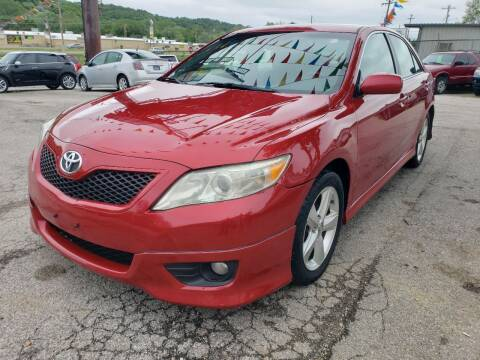 2010 Toyota Camry for sale at BBC Motors INC in Fenton MO