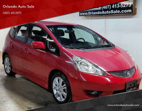 2009 Honda Fit for sale at Orlando Auto Sale in Orlando FL