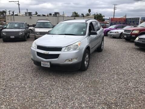 2009 Chevrolet Traverse for sale at ALSA Auto Sales in El Cajon CA