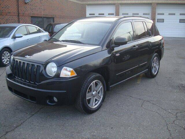2008 Jeep Compass for sale at MOTORAMA INC in Detroit MI