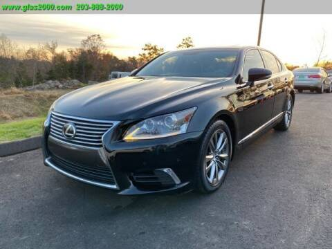 2015 Lexus LS 460 for sale at Green Light Auto Sales LLC in Bethany CT
