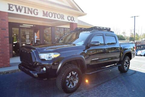 2016 Toyota Tacoma for sale at Ewing Motor Company in Buford GA