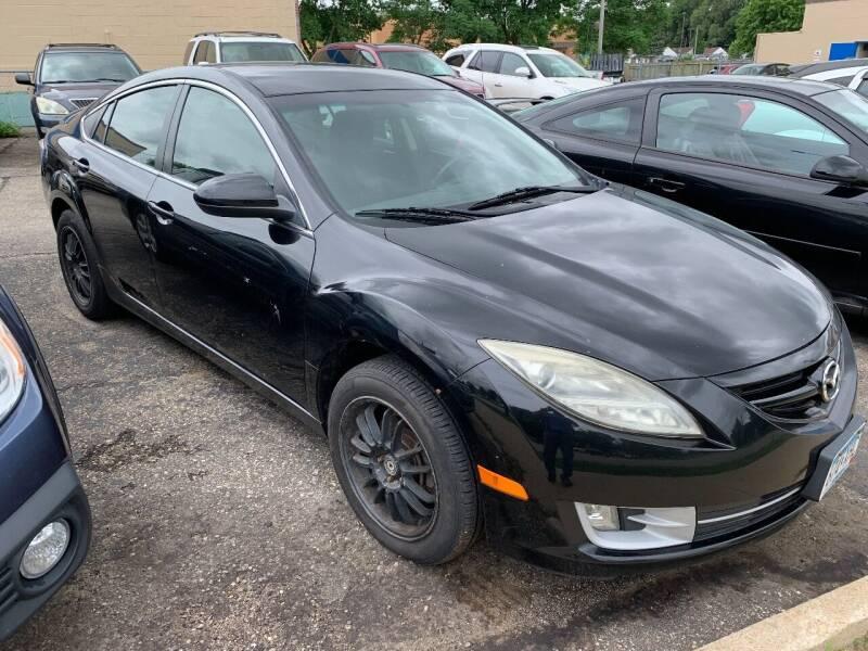 2010 Mazda MAZDA6 for sale at BEAR CREEK AUTO SALES in Rochester MN