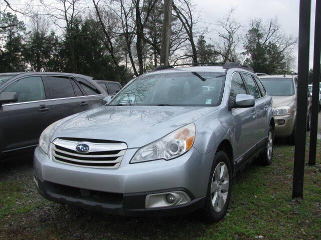 2012 Subaru Outback for sale at Johnson Used Cars Inc. in Dublin GA