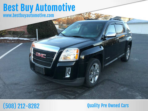 2013 GMC Terrain for sale at Best Buy Automotive in Attleboro MA