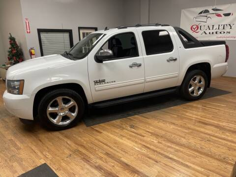 2012 Chevrolet Avalanche for sale at Quality Autos in Marietta GA