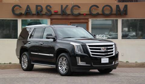 2016 Cadillac Escalade for sale at Cars-KC LLC in Overland Park KS