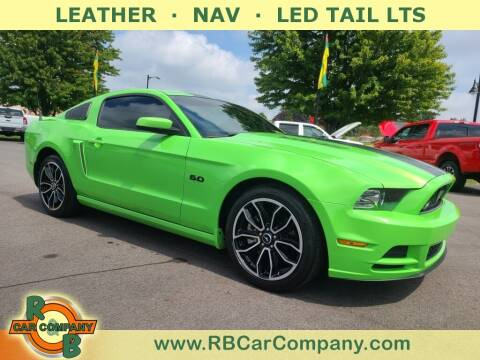 2014 Ford Mustang for sale at R & B Car Company in South Bend IN