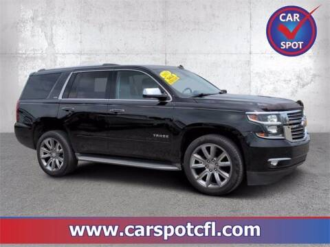 2015 Chevrolet Tahoe for sale at Car Spot Of Central Florida in Melbourne FL