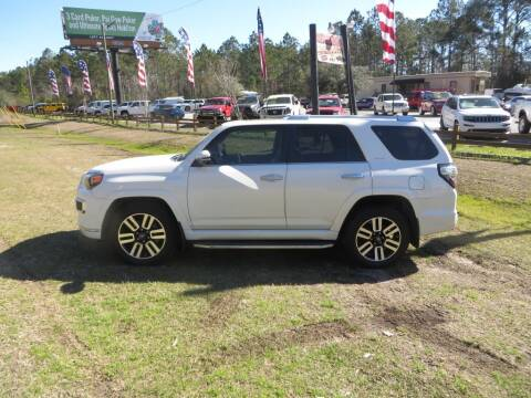 2017 Toyota 4Runner for sale at Ward's Motorsports in Pensacola FL