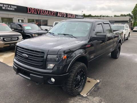 2014 Ford F-150 for sale at DriveSmart Auto Sales in West Chester OH