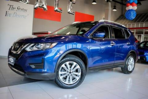 2018 Nissan Rogue for sale at Quality Auto Center of Springfield in Springfield NJ
