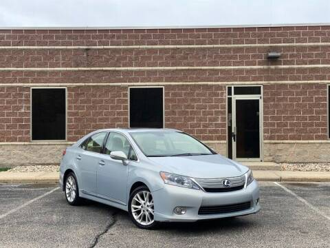 2010 Lexus HS 250h for sale at A To Z Autosports LLC in Madison WI