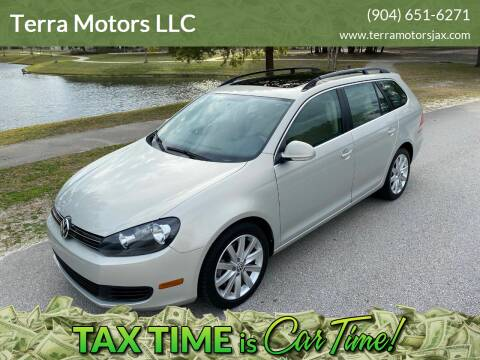 2011 Volkswagen Jetta for sale at Terra Motors LLC in Jacksonville FL
