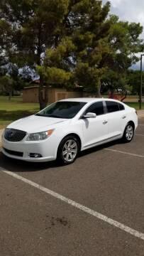 2013 Buick LaCrosse for sale at Premier Motors AZ in Phoenix AZ