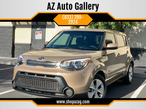 2015 Kia Soul for sale at AZ Auto Gallery in Mesa AZ
