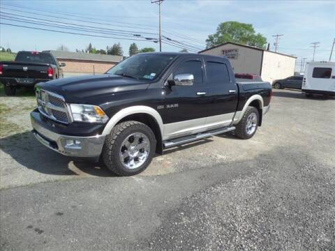 2010 Dodge Ram Pickup 1500 for sale at Terrys Auto Sales in Somerset PA