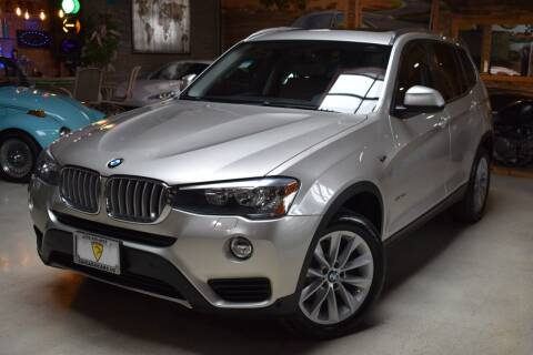 2015 BMW X3 for sale at Chicago Cars US in Summit IL
