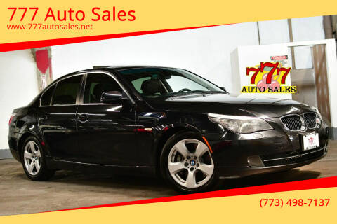 2008 BMW 5 Series for sale at 777 Auto Sales in Bedford Park IL