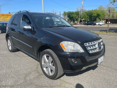 2009 Mercedes-Benz M-Class for sale at All Cars & Trucks in North Highlands CA