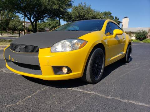 2009 Mitsubishi Eclipse for sale at ZNM Motors in Irving TX