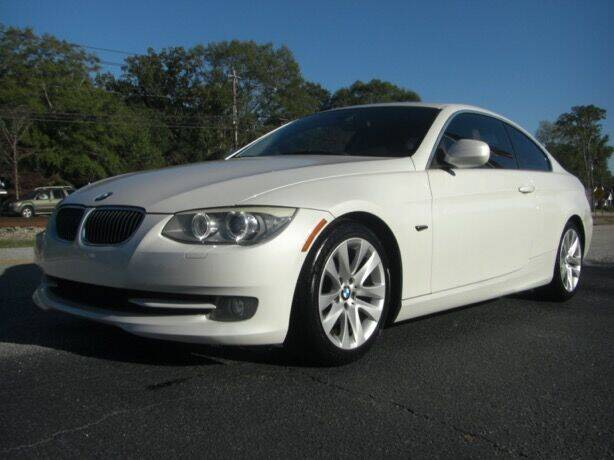2012 BMW 3 Series 328i 2dr Coupe - Simpsonville SC