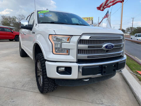 2015 Ford F-150 for sale at Speedway Motors TX in Fort Worth TX