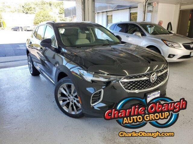 2022 Buick Envision for sale in Staunton, VA