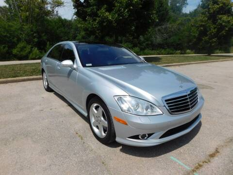2007 Mercedes-Benz S-Class for sale at Lot 31 Auto Sales in Kenosha WI