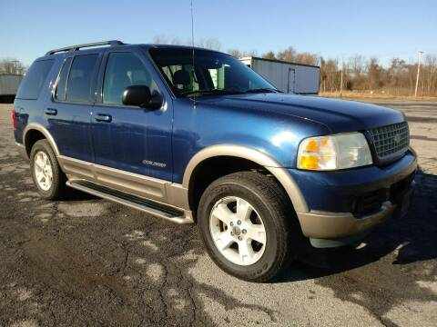 2004 Ford Explorer for sale at 518 Auto Sales in Queensbury NY