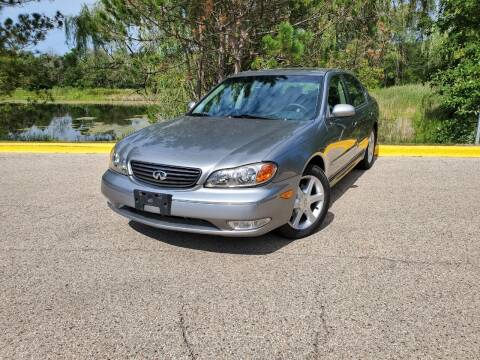 2004 Infiniti I35 for sale at Excalibur Auto Sales in Palatine IL