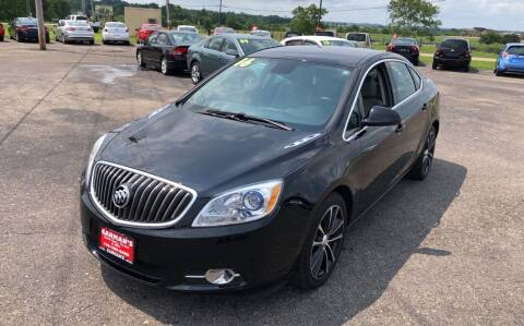 2016 Buick Verano for sale at Carmans Used Cars & Trucks in Jackson OH