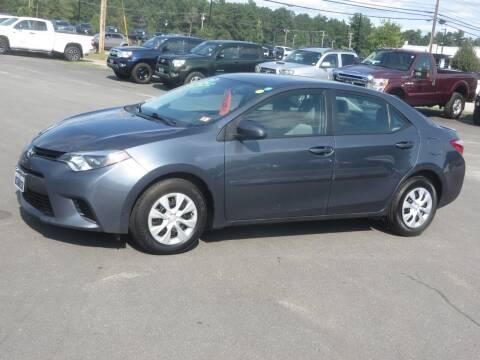 2014 Toyota Corolla for sale at Price Auto Sales 2 in Concord NH