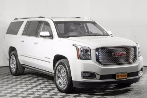 2015 GMC Yukon XL for sale at Chevrolet Buick GMC of Puyallup in Puyallup WA