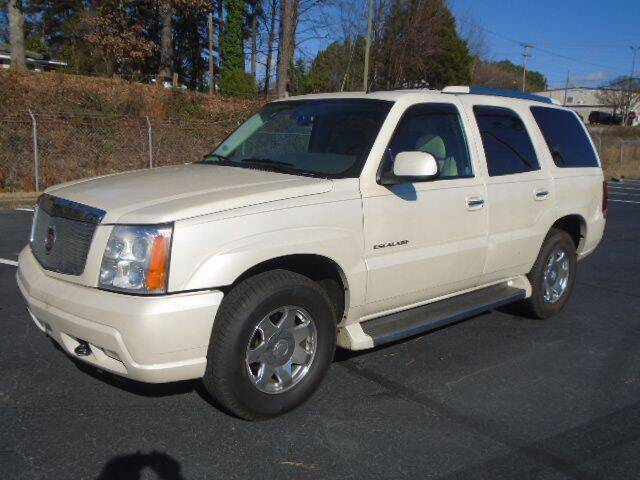 2006 Cadillac Escalade for sale at Atlanta Auto Max in Norcross GA