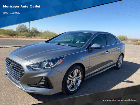 2018 Hyundai Sonata for sale at Maricopa Auto Outlet in Maricopa AZ