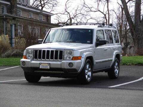 2006 Jeep Commander for sale at Loudoun Used Cars in Leesburg VA