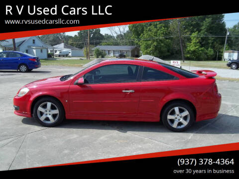 2009 Chevrolet Cobalt for sale at R V Used Cars LLC in Georgetown OH