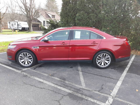 2013 Ford Taurus for sale at Feduke Auto Outlet in Vestal NY