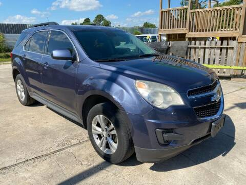 2013 Chevrolet Equinox for sale at RODRIGUEZ MOTORS CO. in Houston TX