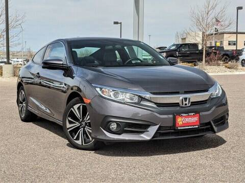 2017 Honda Civic for sale at Rocky Mountain Commercial Trucks in Casper WY