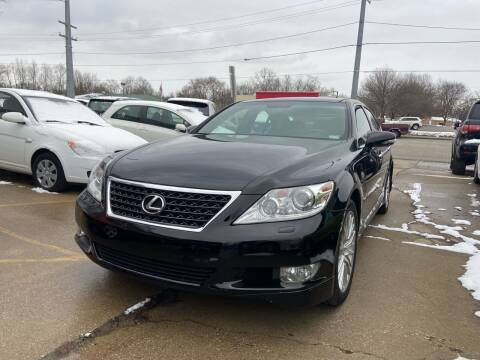 2012 Lexus LS 460 for sale at 3M AUTO GROUP in Elkhart IN