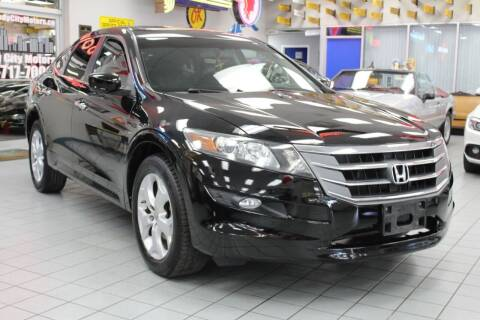 2011 Honda Accord Crosstour for sale at Windy City Motors in Chicago IL