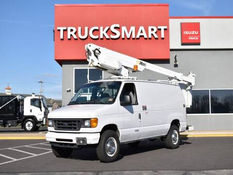 2005 Ford E-350 for sale at Trucksmart Isuzu in Morrisville PA
