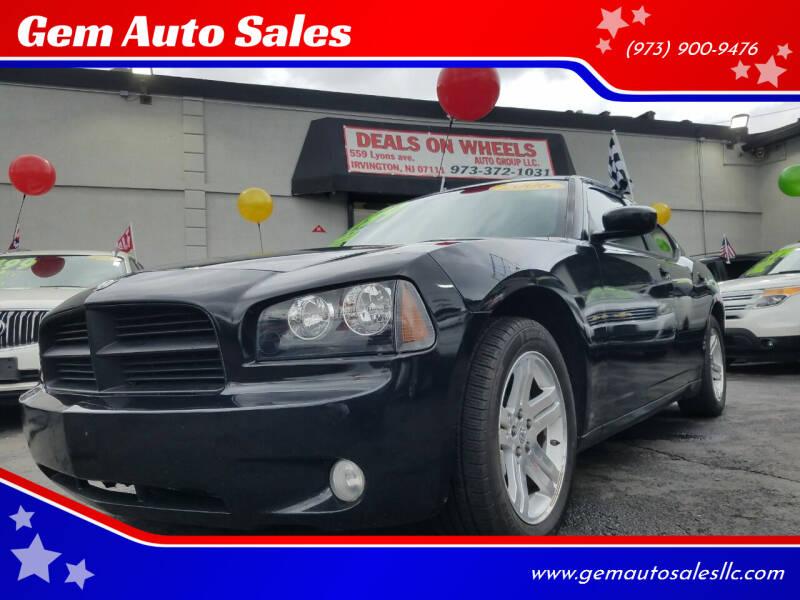 2006 Dodge Charger for sale at Gem Auto Sales in Irvington NJ